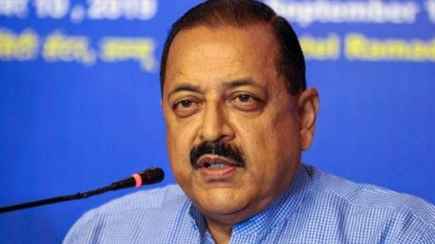 Jitendra Singh has said that Rohingya Muslims living in Jammu and Kashmir will be deported.(PTI Photo/File)