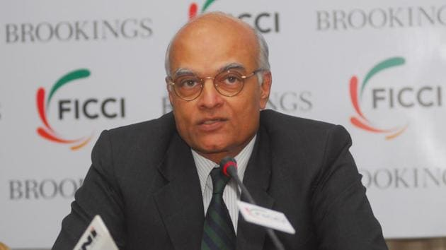 Former National Security Adviser Shiv Shankar Menon has said what India's recent actions had achieved were international isolation even among traditional allies.(HT PHOTO.)