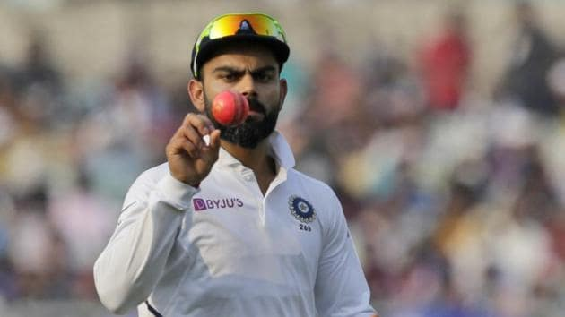 File image of India skipper Virat Kohli.(AP)