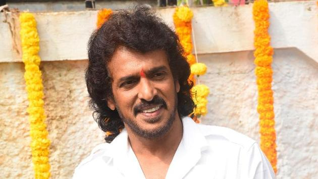Kabza marks the reunion of Upendra and director Chandru after their recent hit, I Love You.