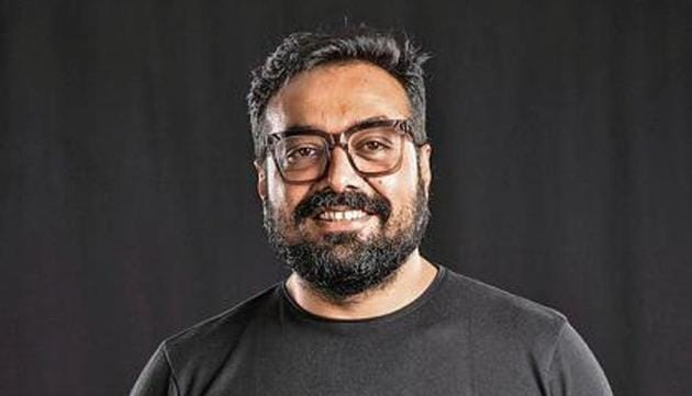 Anurag Kashyap says he was idealistic and angry when he was young but then he found sarcasm and humour.