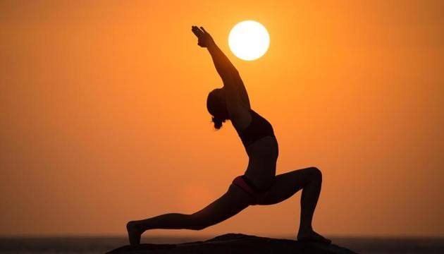 Medical experts says practising yoga can help prevent lifestyle diseases such as diabetes, hypertension, and heart attacks, and mental disorders like schizophrenia.(Getty Images/iStockphoto)