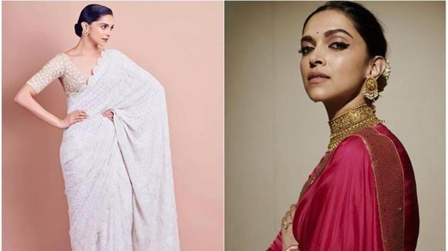 Saree fashion: Eight traditional sarees every woman must-have in her wardrobe.(Deepika Padukone/Instagram)