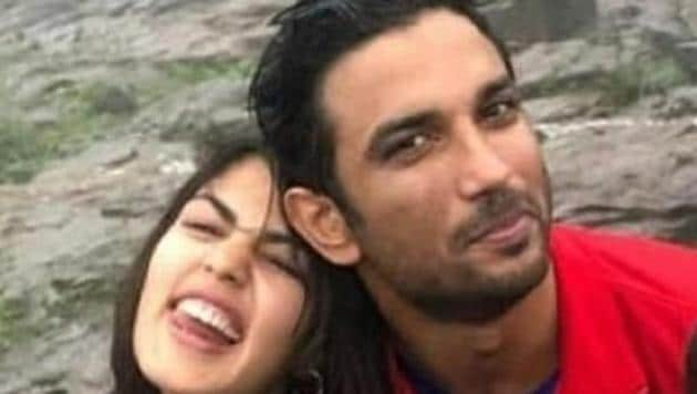 Sushant Singh Rajput and Rhea Chakraborty began dating last year, according to reports.