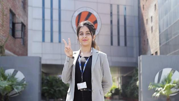 Tanya has been offered the role of Software Engineer at Microsoft's R&D Centre in Hyderabad.(LPU)
