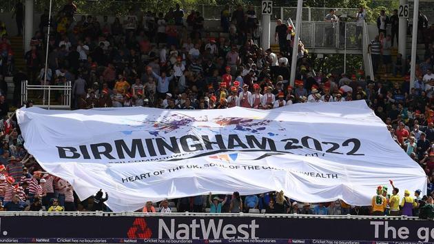 2022 Birmingham Games(Getty Images)