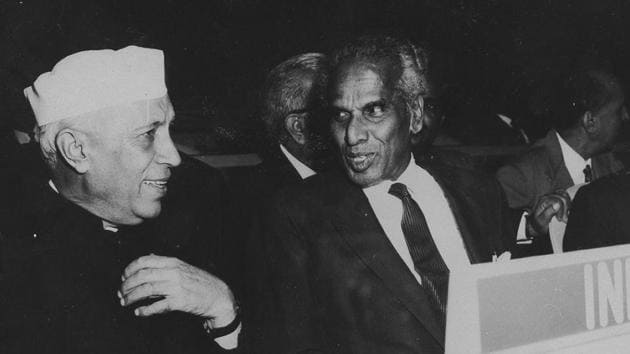 Menon became Nehru's kindred soul from the 1930s(HT Archive)