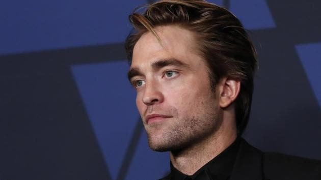 Robert Pattinson arrives at the 2019 Governors Awards.(REUTERS)