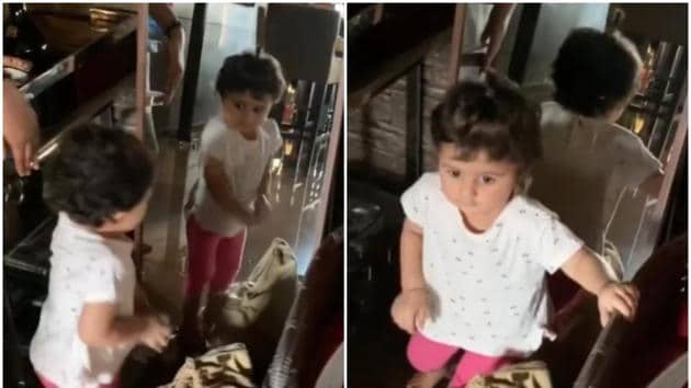 Neil Nitin Mukesh's daughter Nurvi dances in a new video shared by her dad.