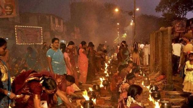 Happy Pongal 2020: Pongal, also referred to as Tai Pongal, is a multi-day harvest festival of South India, particularly in the Tamil community.(PTI)
