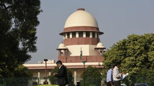 The top court in its 2017 verdict had upheld the capital punishment awarded to the convicts by the Delhi High Court and the trial court.(HT PHOTO.)