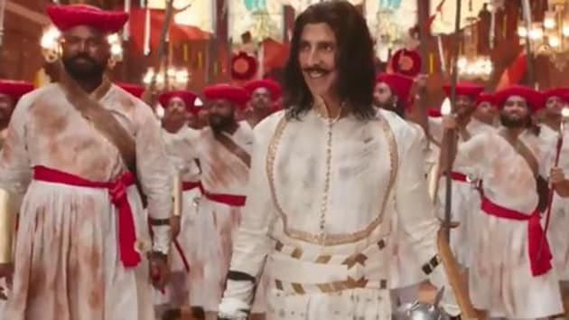 Akshay Kumar as seen during the advertisement in controversy. (Sourced: YouTube)