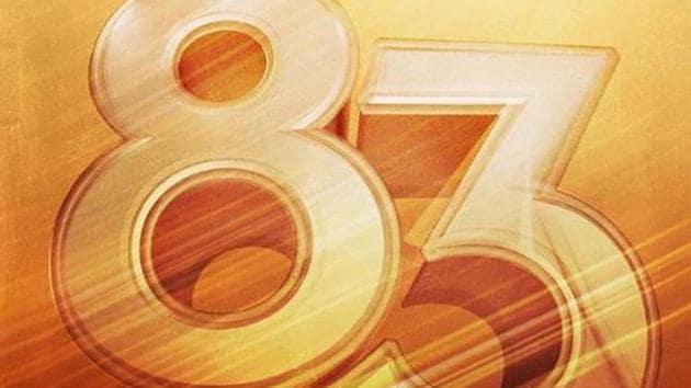 Ranveer Singh shares new poster of his upcoming Kabir Khan film, 83.