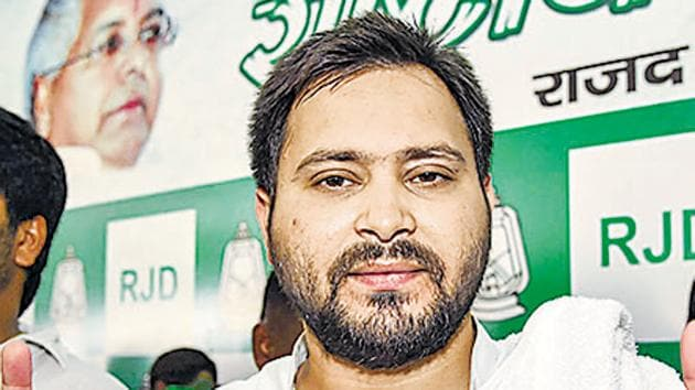 RJD pushing for acceptance of Tejaswi Yadav as the grand alliance's CM face in Bihar has also led to disquiet(PTI Photo/File)