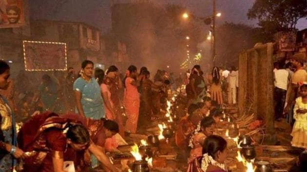 Pongal 2020: For an agriculture-based country like India, the end of barren winters calls for a celebration.(PTI)