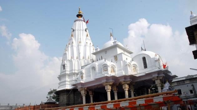 Bajreshwari Devi temple in Himachal Pradesh.(Twitter/Himachal Tourism)