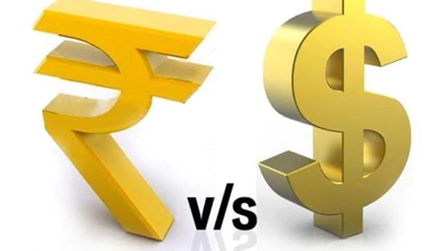 Indian Rupee vs US Dollar(Representative Photo/Hindustan Times)
