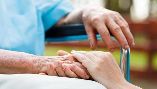 Alzheimer's - a progressive disease that destroys memory and other important mental function.(Shutterstock)