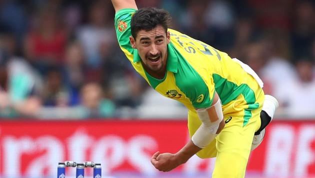 File image of Mitchell Starc(Getty Images)