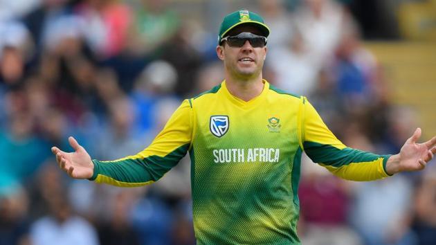 File image of AB de Villiers.(Getty Images)