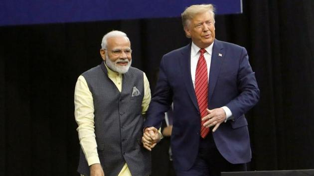 A trade deal with India will be an important achievement of the Trump administration, especially in an election year, with the US President seeking a second term in November.(Reuters File Photo)