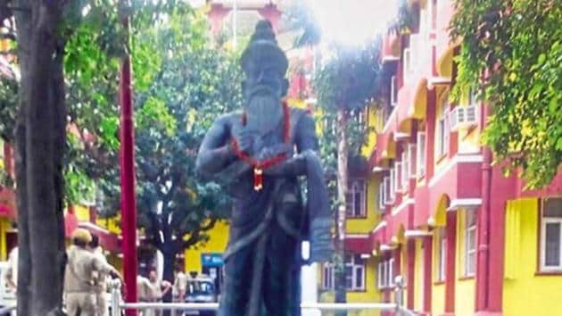 Thiruvalluvar Day 2020: In 2020, Thiruvalluvar Day will be celebrated on January 16.(HT Photo)