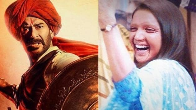 Tanhaji vs Chhapaak box office: Ajay Devgn's film will soon enter the Rs 100 crore club, Deepika Padukone starrer stands at around Rs 23.92 crore.
