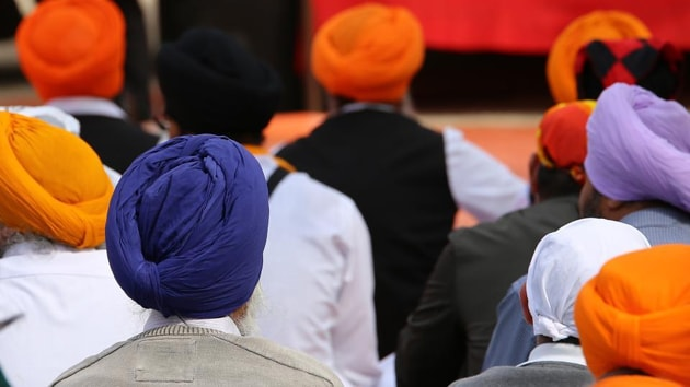 Sikhs in the US will be counted as a separate ethnic group in the 2020 census.(Representative image)