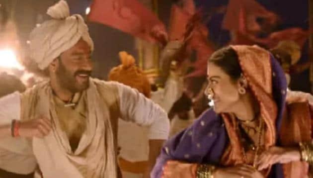 Tanhaji has crossed Rs 100 crore at the domestic box office.