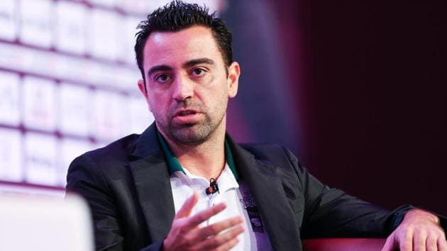 File image of Xavi.(Getty Images)