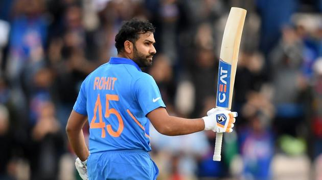 Rohit Sharma was sensational in the World Cup(Getty Images)