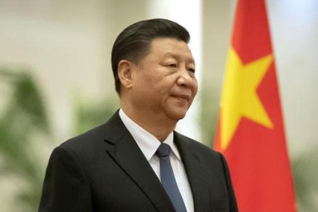 'Chinese people are currently engaged in a serious struggle against an epidemic of a new type of coronavirus infection,' Xi Jinping told WHO chief Tedros Adhanom Ghebreyesus in Beijing.(AP)