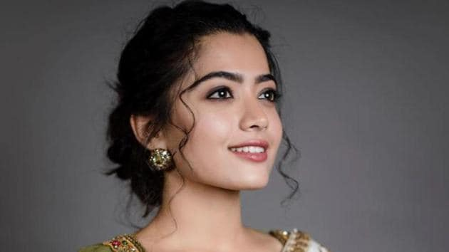 Income Tax raid at Rashmika Mandanna's residence after rumours of her being  highest-paid actress | Hindustan Times