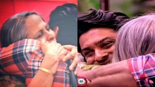 Bigg Boss 13: Sidharth Shukla will be seen getting emotional on meeting his mother.