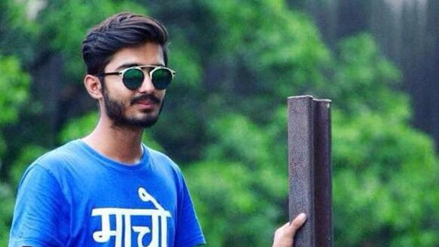 """Madhya Pradesh lad Vishal Ahuja's Instagram account is described as """"witty, comedy & relatable content."""""""