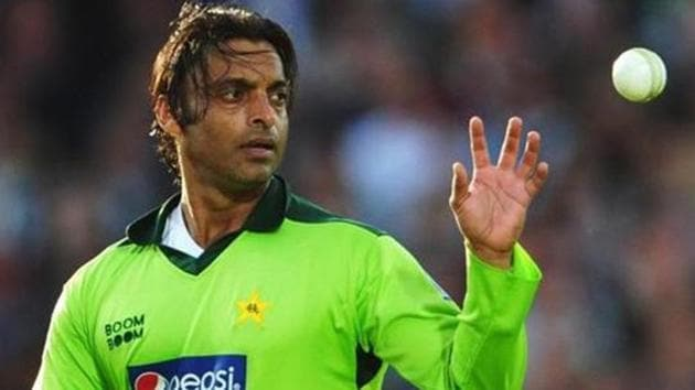 Former Pakistan pacer Shoaib Akhtar(Getty Images)