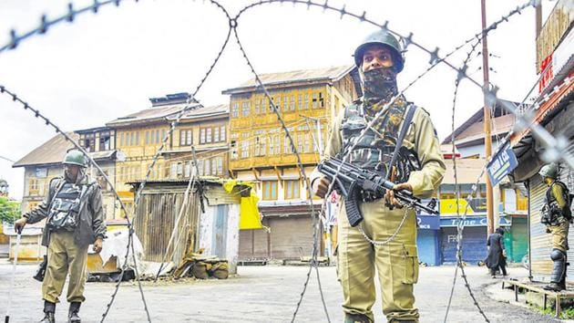 China and Pakistan tried, for the third time, to raise the Kashmir issue at the United Nations, in part to embarrass India on the international stage(PTI)