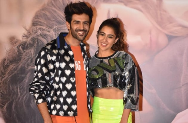 Love Aaj Kal Trailer Launch: Sara Ali Khan fails to impress with neon and sequin...