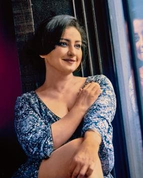 Dancing in a group is a fun way to stay fit, says actor Divya Dutta