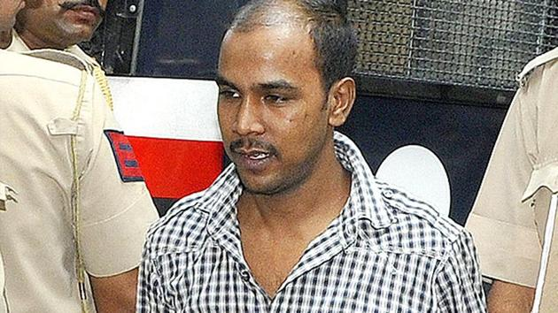 Dec 16 gang rape convict Mukesh Singh 's mercy petition has been rejected by President Ram Nath Kovind(HT File Photo)