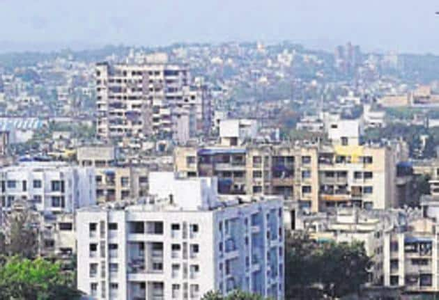 As per the report, 4,918 housing units were sold between the three months of July and September.(HT PHOTO)