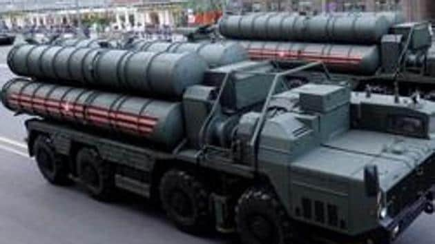 Russia will deliver the five S-400 air defence systems ordered by India under a $5.4-billion deal by 2025(REUTERS)