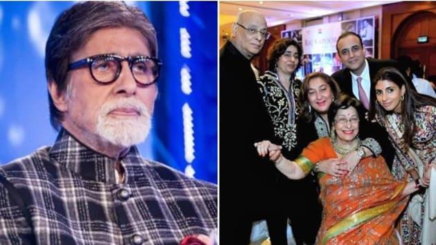 Amitabh Bachchan wrote a post after Ritu Nanda's 'chautha'.
