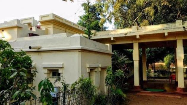 Visva-Bharati University.(HT file)