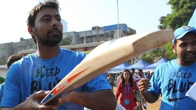 A file photo of Praveen Kumar.(Hindustan Times via Getty Images)