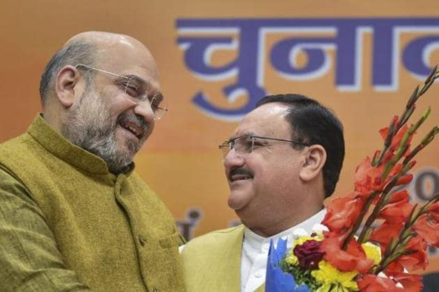 Mr Nadda will have an important role in deciding what the BJP focuses on next. It promises to be interesting(PTI)