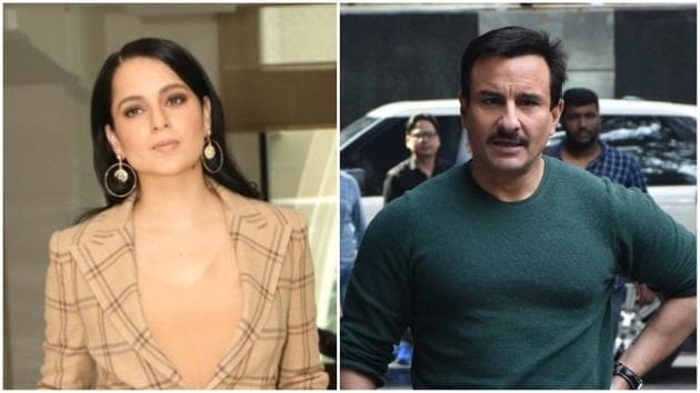 Kangana Ranaut has said that what Saif Ali Khan said about India's history and collective identity isn't true.