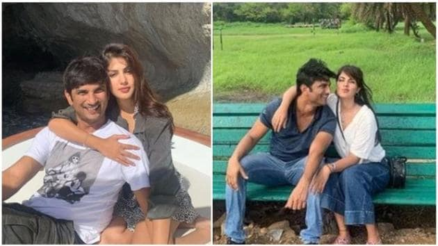 Rhea Chakraborty and Sushant Singh Rajput are rumoured to be dating.