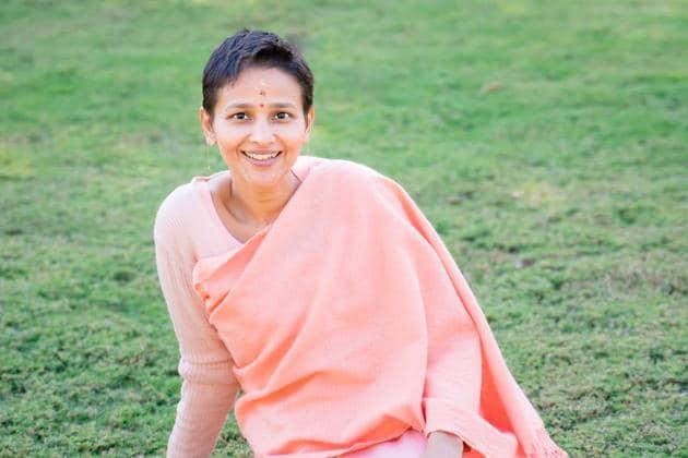 Donning the ochre changes nothing, if you don't change, says Sadhvi Vrinda Om