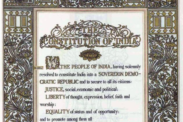 Seventy-one years have passed since India adopted its Constitution, guaranteeing equality to all its citizens, including its largest minority population — women.(HTPHOTO)